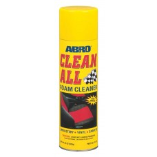 Clean All Foam Cleaner 650ml